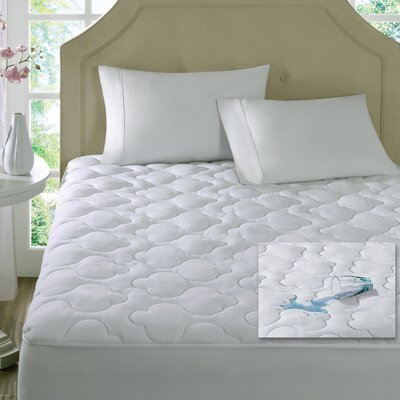 Assure Micro Fleece Waterproof Mattress Pad