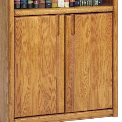 "Martin Home Furnishings Contemporary 70"" Bookcase"