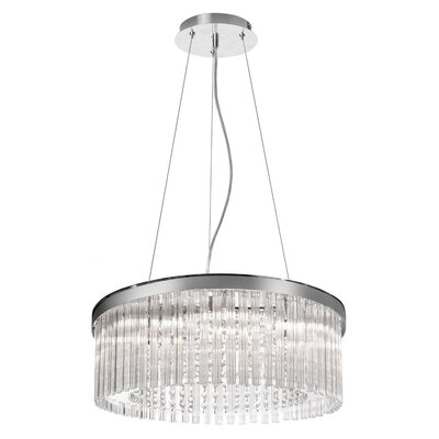 Dainolite Marilyn 6 Light Drum Pendant