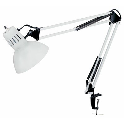 Dainolite Clamp On Task 1 Light Table Lamp