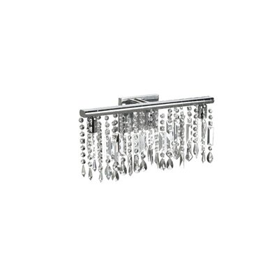 Bathroom Vanity Lighting on Dainolite Crystal 3 Light Bath Vanity Light   Wayfair