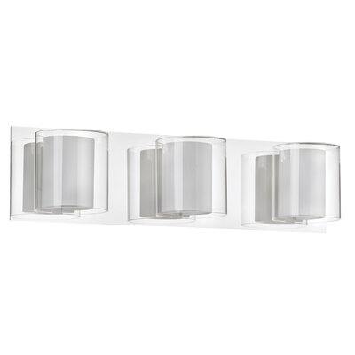 Dainolite 3 Light Bath Vanity Light