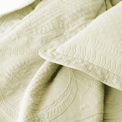 Historic Charleston King Charles Matelasse Bedding Collection