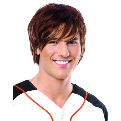 Franco Heartthrob Wig in Brown