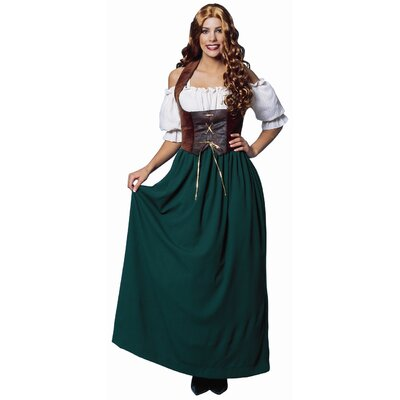 Peasant Lady Costume