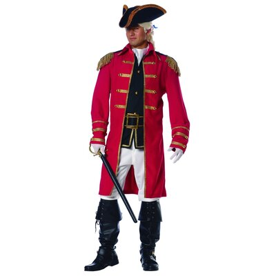 Red Coat Costume