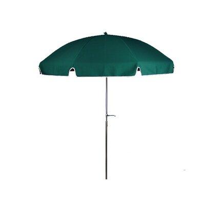 Frankford Umbrellas 7.5' Steel Marine Patio Umbrella with Crank and Tilt