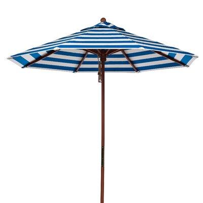 Frankford Umbrellas 7.5' 8-panel Striped Umbrella