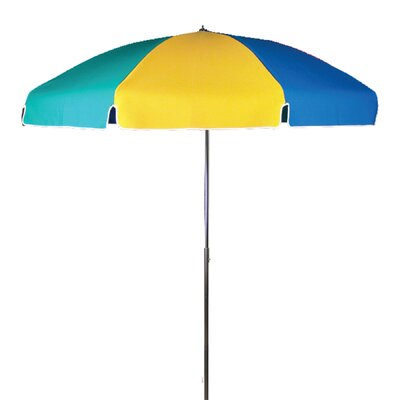 Frankford Umbrellas 7.5' Steel Marine Patio Umbrella