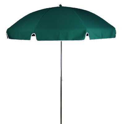 7.5' Steel Marine Patio Umbrella with Tilt