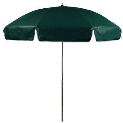 Frankford Umbrellas 7.5' Steel Heavy Patio Umbrella with Tilt