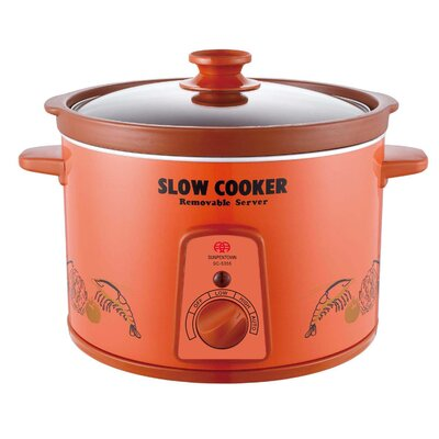 Sunpentown Zisha Slow Cooker