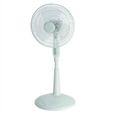 Sunpentown Oscillating Pedestal Fan