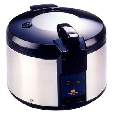 Sunpentown 26 Cup Stainless Steel Rice Cooker
