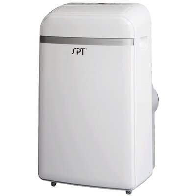 SPT 12,000 BTU Portable Air Conditioner with Heater