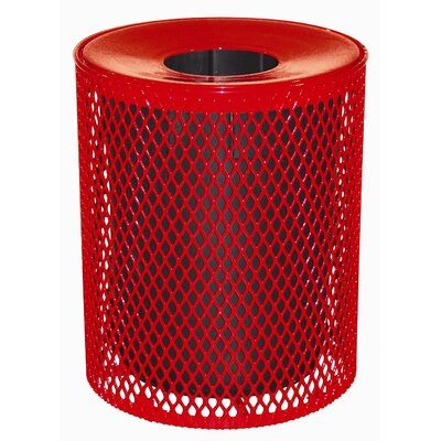 "Action Play Systems 32"" Expanded Gallon Trash Receptacle"
