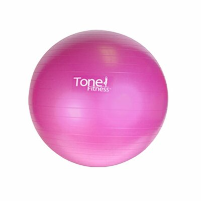 <strong>Tone Fitness</strong> Anti-Burst Resistant Exercise Ball