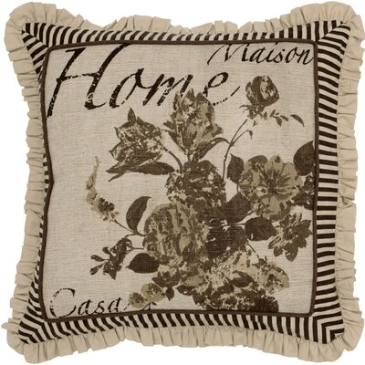 Rizzy Home Vintage Decorative Pillow