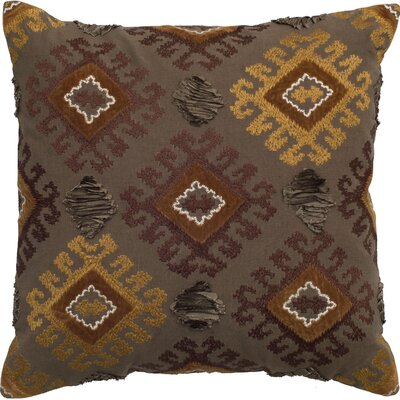 Rizzy Home Ribbon Pillow