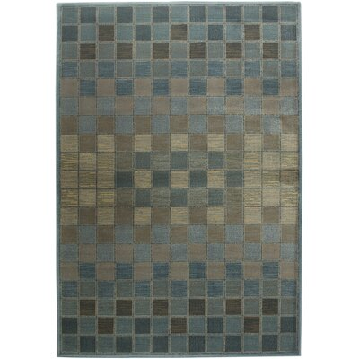 Bellevue Blue/Grey Rug