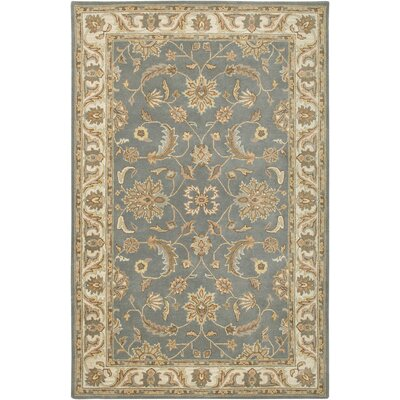 Rizzy Home Volare Light Blue/Beige Rug