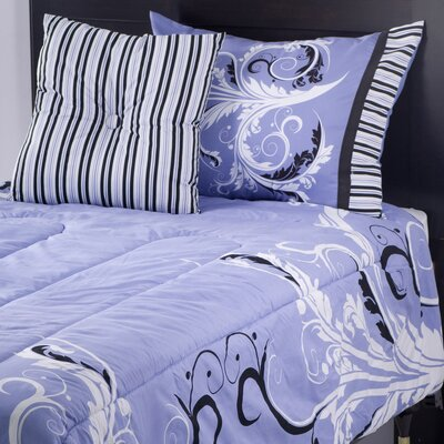 Kids Filligree 3 Piece Comforter Set