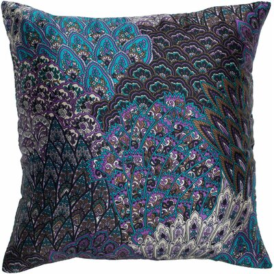 Rizzy Home Paisley Pillow