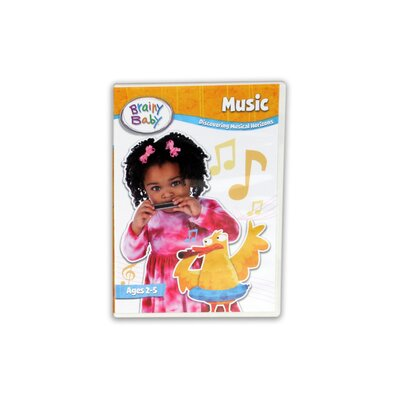 The Brainy Baby Single Music DVD