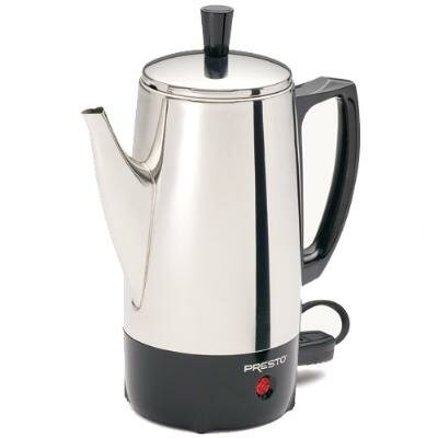 Presto 6 Cup Coffee Maker