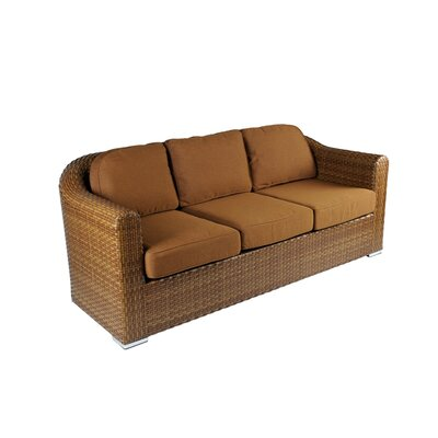Smith Barnett 78Long Island Sofa with Cushions