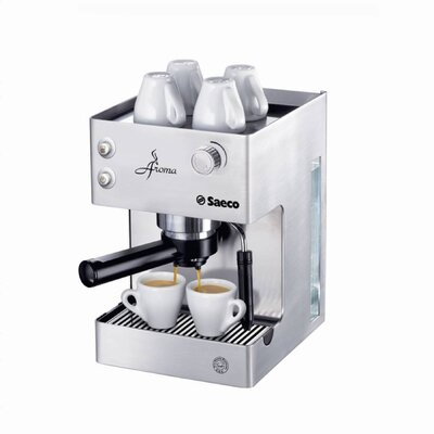 Saeco Aroma Redesign Pump Driven Espresso Machine