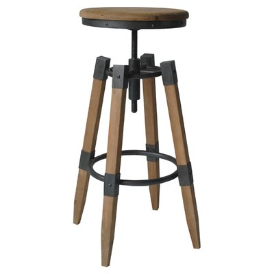 "<strong>Moe's Home Collection</strong> Quad Pod 27.2"" Adjustable Bar Stool"
