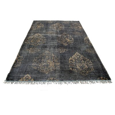 Moe's Home Collection Fringe Brown Rug