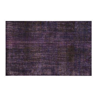Moe's Home Collection Random Purple Rug