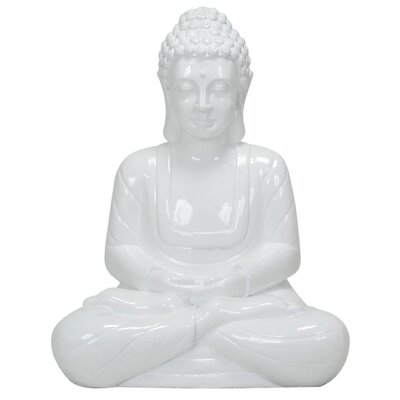 Moe's Home Collection Sitting Buddha Statue