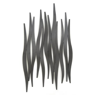 Moe's Home Collection Metal Wave Wall Décor