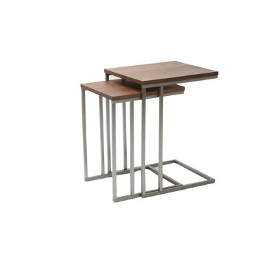 Moe's Home Collection Tabella 2 Piece Nesting Tables