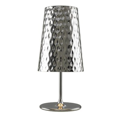 Moe's Home Collection Hammered Metal Table Lamp