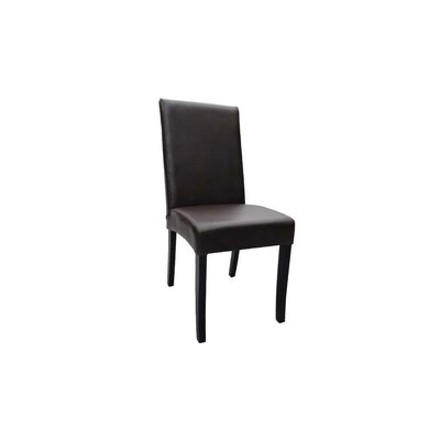 Moe's Home Collection Shantou Leather Side Chair (Set of 2)