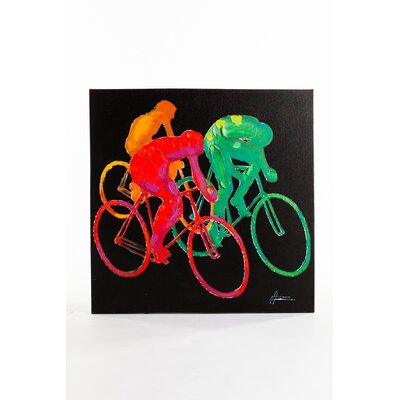 Moe's Home Collection Ride Wall Decor