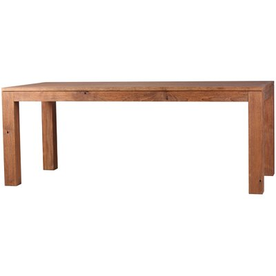 Moe's Home Collection Mountain Teak Dining Table