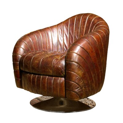 <strong>Moe's Home Collection</strong> Geneva Leather Chair