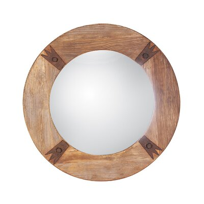 Moe's Home Collection Rocca Round Mirror