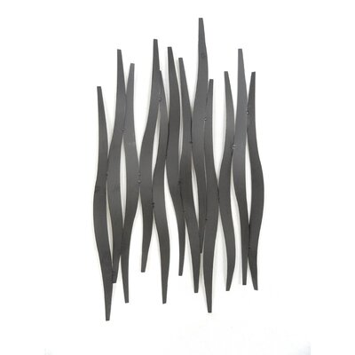 Moe's Home Collection Metal Wave Wall Decor