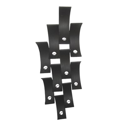 Moe's Home Collection 10 Bottle Holder Wine Rack