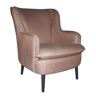 Moe's Home Collection Rossi Club Arm Chair