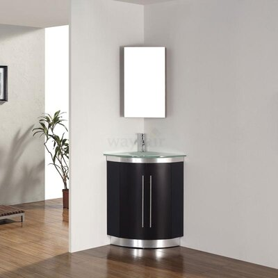 Corner Vanity Bathroom : Bauhaus Bath Diara Corner 31