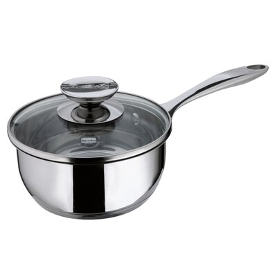 Berndes Cucinare Stainless Steel Saucepan with Lid