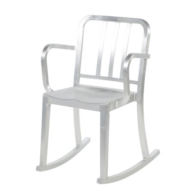 Emeco Heritage by Philippe Starck Indoor / Outdoor Rocking Chair