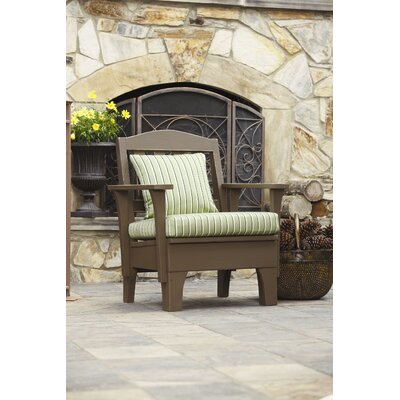 Uwharrie Chair Westport Dep Seating Chair with Cushion